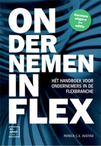 Cover handboek Ondernemen in Flex
